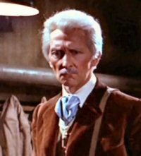 Peter Cushing Images
